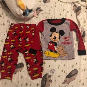 Disney Mickey Mouse Jammies